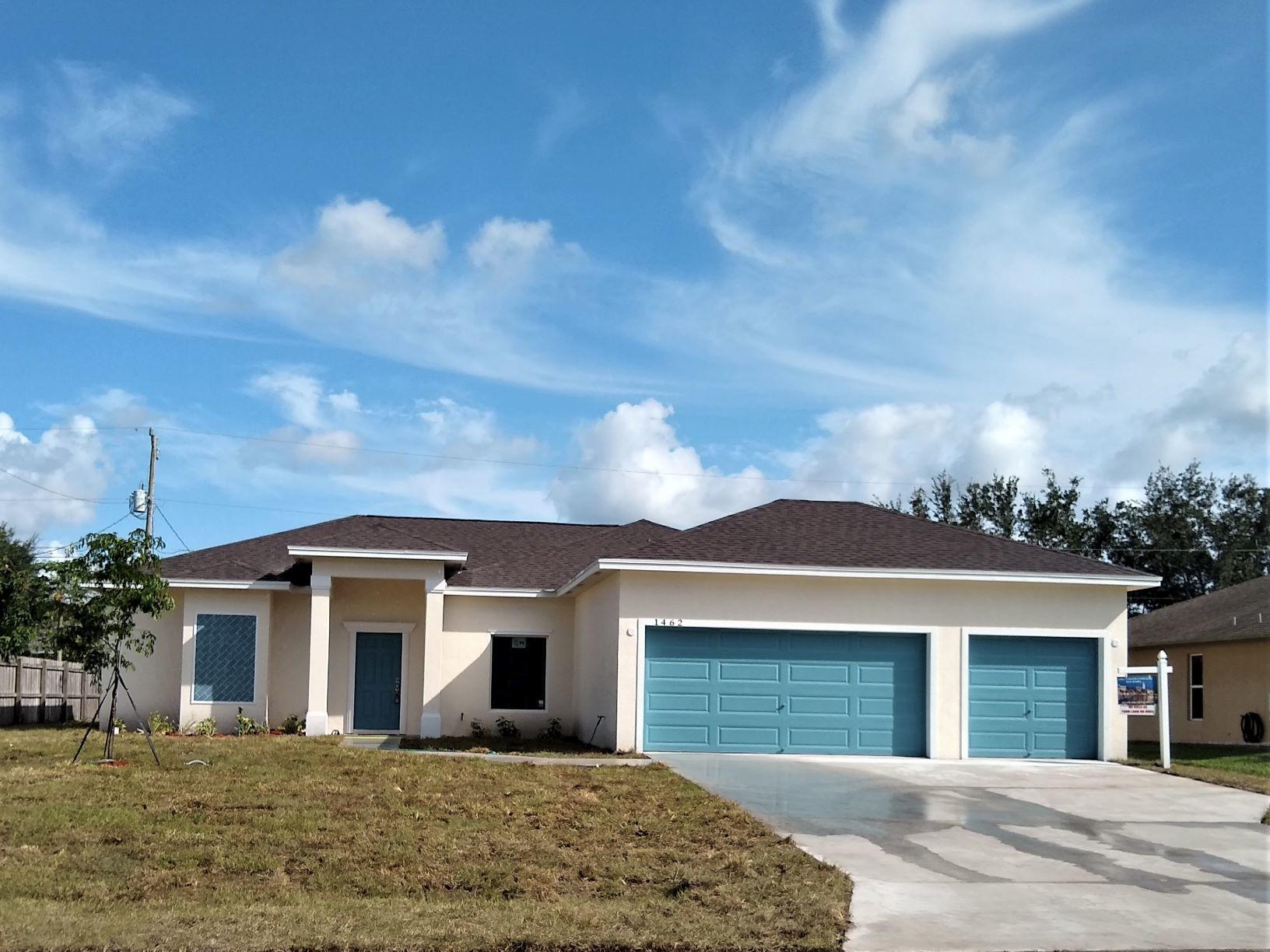 Home for sale in Port st  Lucie Sect  14blk 1381 lot 15 Port Saint Lucie Florida