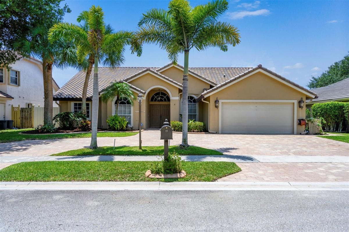 7536 Wentworth Drive Lake Worth, FL 33467
