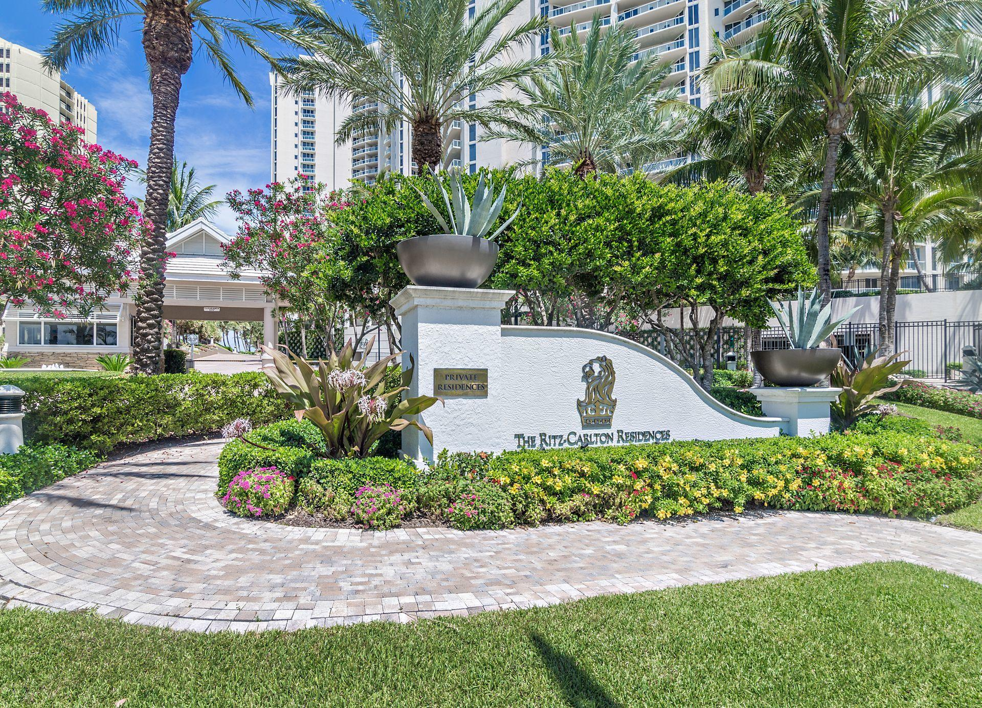 Home for sale in Ritz-Carlton Residences Singer Island Florida