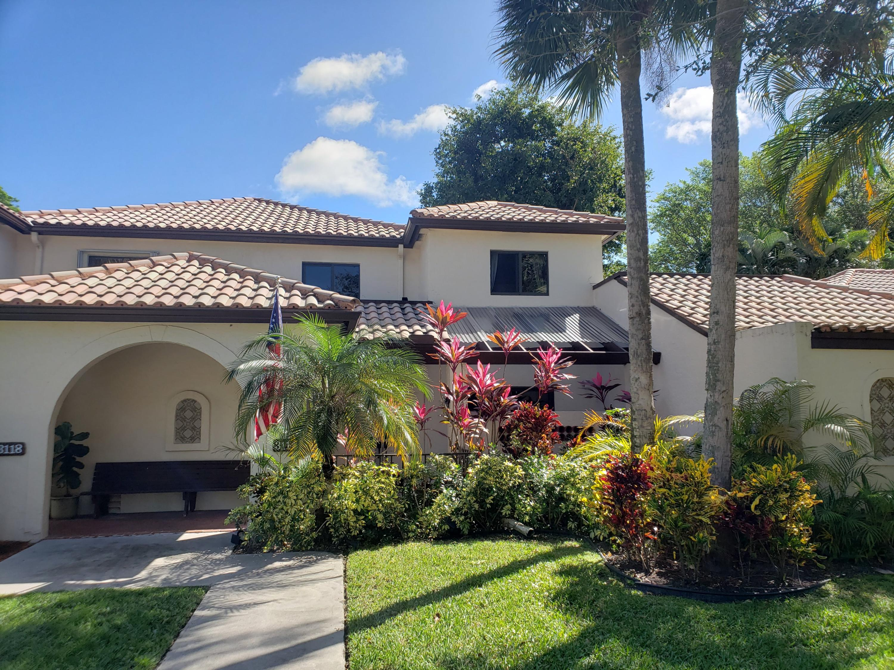 Home for sale in WINDWOOD UNIT I Boca Raton Florida