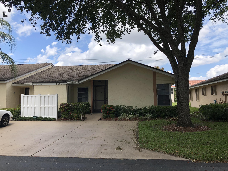 Home for sale in WHISPER WALK CONDOS Boca Raton Florida