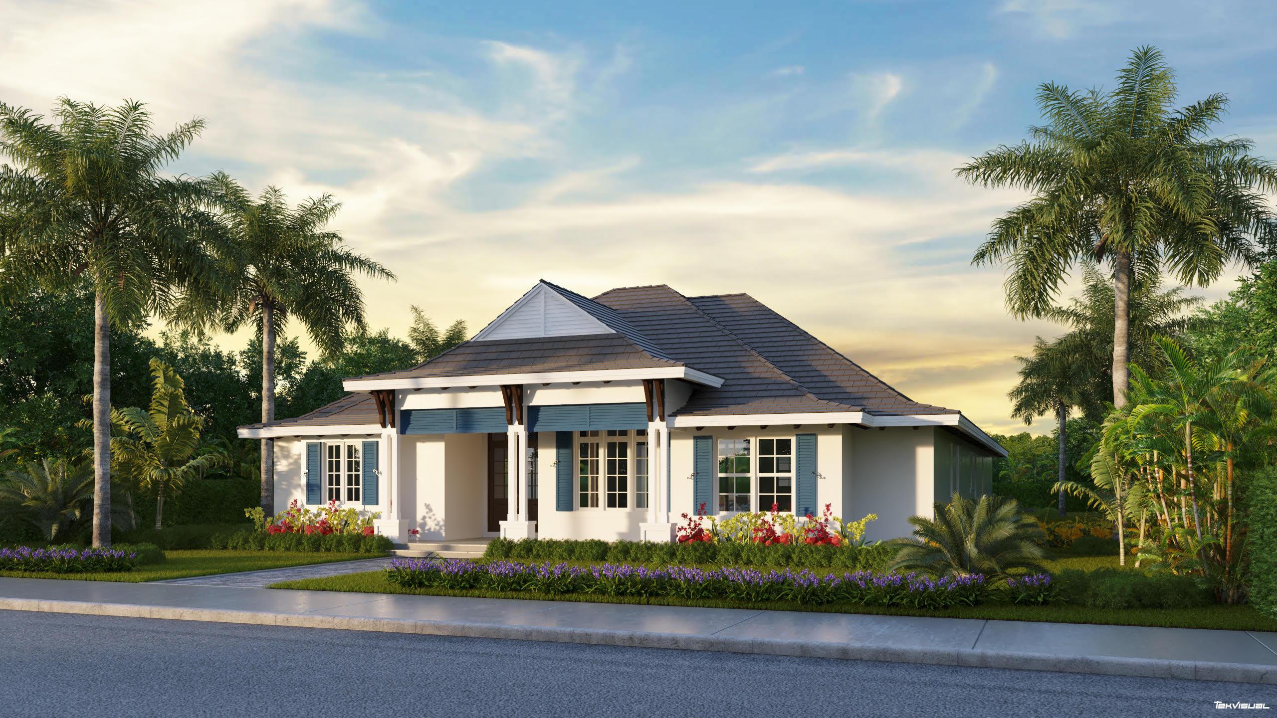 2632 Greenway Drive Lot #351  - Abacoa Homes - photo 1
