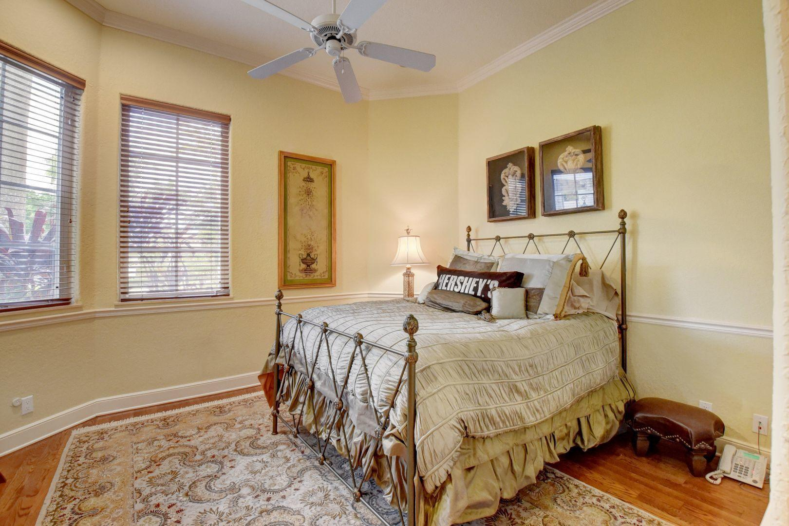 Downstairs Bedroom
