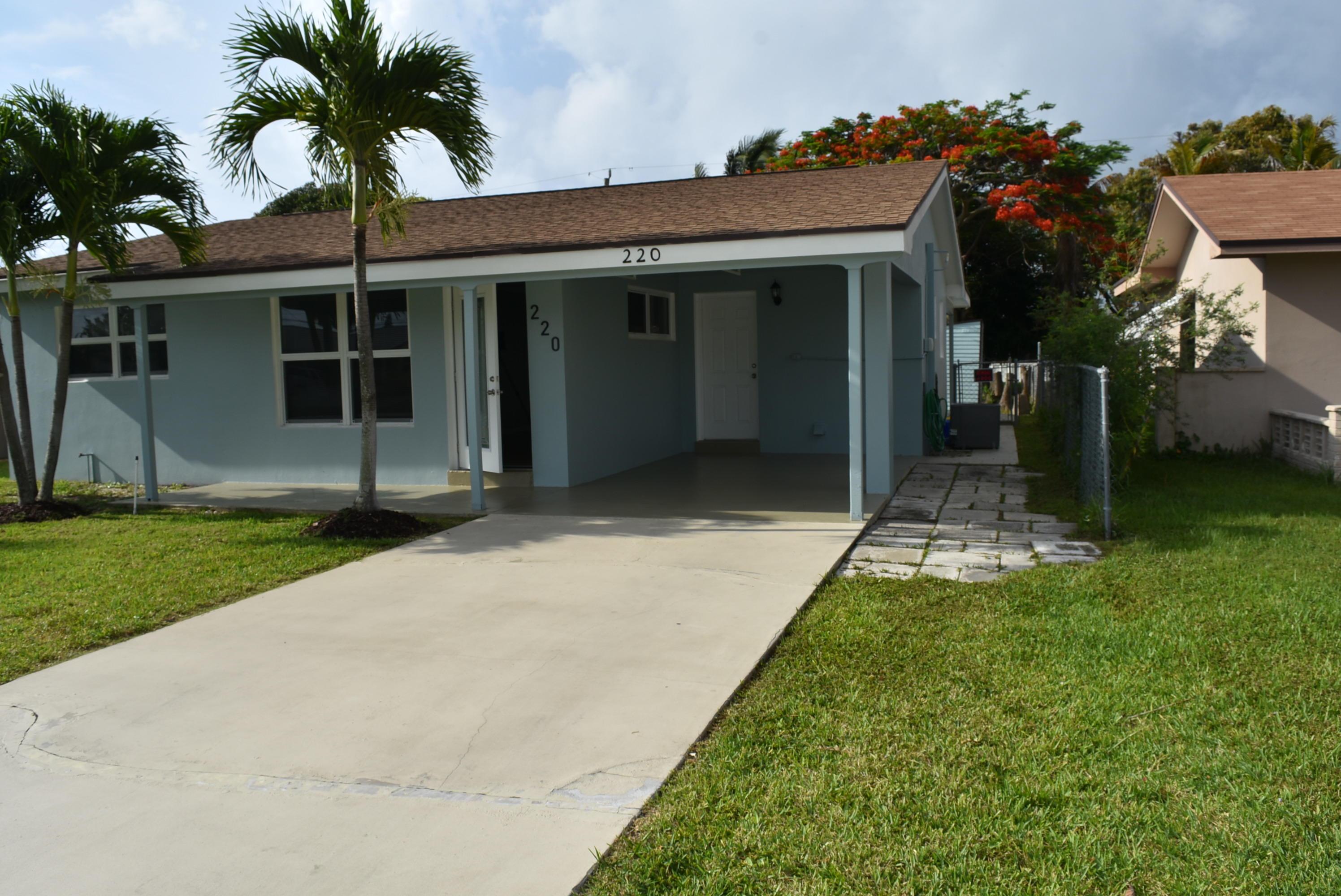 220 SW 8th Avenue  Boynton Beach FL 33435