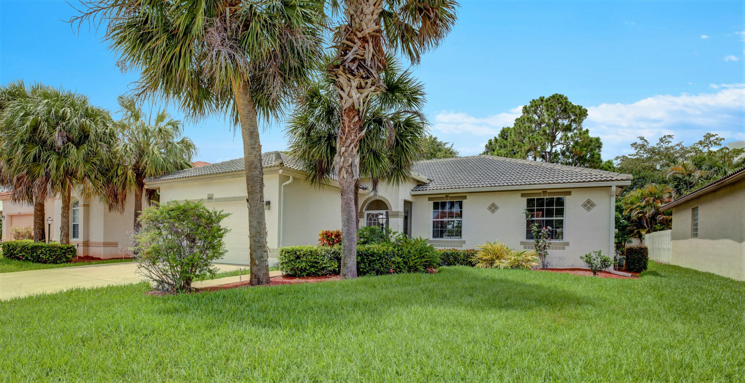 Home for sale in Cypress Woods 2   Aka   Summer Chase Lake Worth Florida