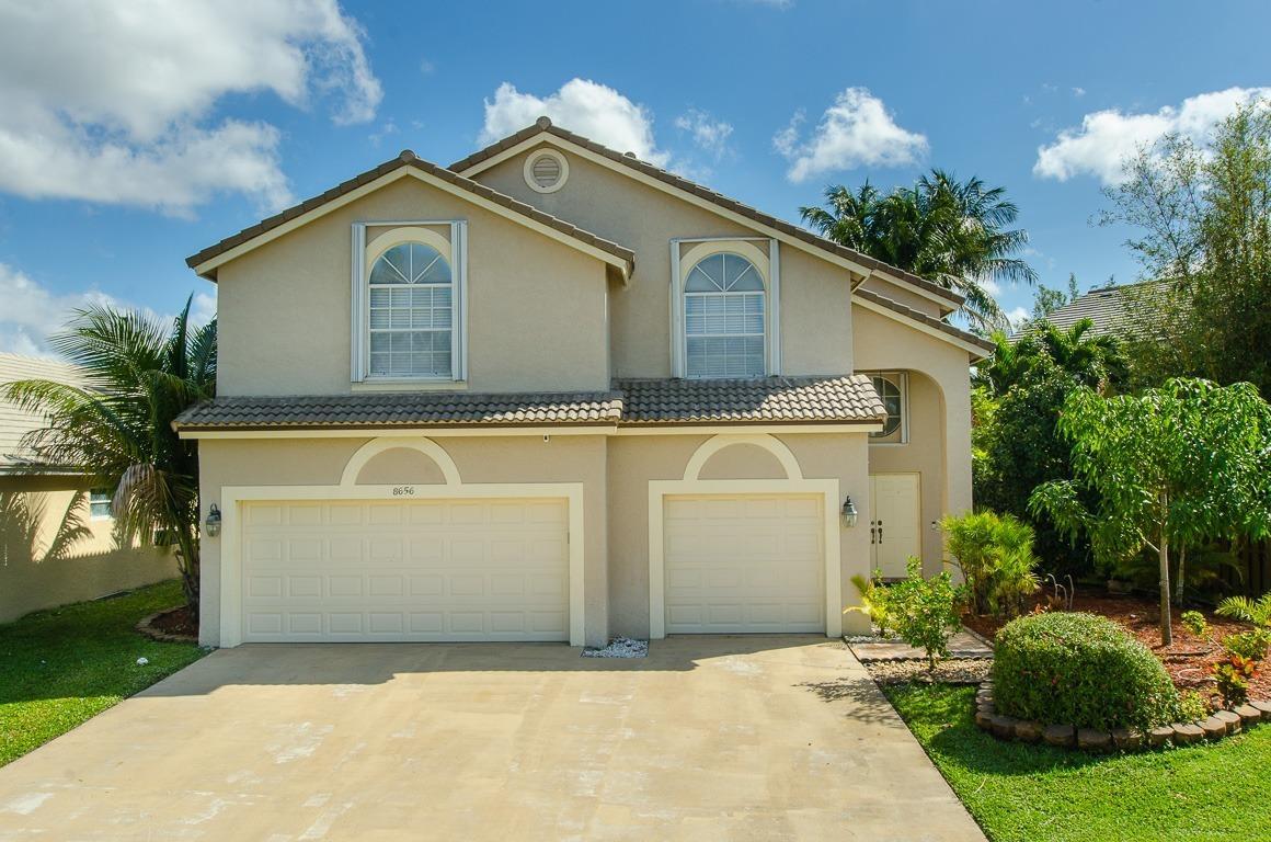 Home for sale in The Estates / Windchime Lakes Boynton Beach Florida