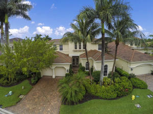 Property for sale at 105 Monte Carlo Drive, Palm Beach Gardens,  Florida 33418