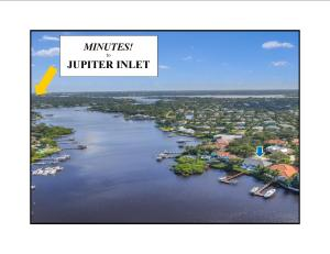 Big RIVER EAST Views! Across Street Tequesta C Club. (SEE DETAIL SHEET) 2 Lifts. Seawall (2014) w/Stairs to Beach. CBS w/ 2019 Flat Concrete Tile Roof.  Partial IMPACT Glass.  NEW POOL 2015 w/Salt System + Travertine Paver Decking. Zoned HVAC 2017 / 2016. 3 Car Garage w/Added Golf Cart or Work Area w/Double REAR Impact Doors. Paver Drive w/Added Parking Area. GORGEOUS Designer Interior Wide Plank Hardwood Flooring. Volume Ceilings 24, 14,12 10.  4 Beds PLUS DEN. Spacious Main Level Master w/Sitting Area. Bath Suite w LOTS of Closet Space. LOFT + 3 Beds Upstairs. ORIGINAL OWNER.  Pristine Property!