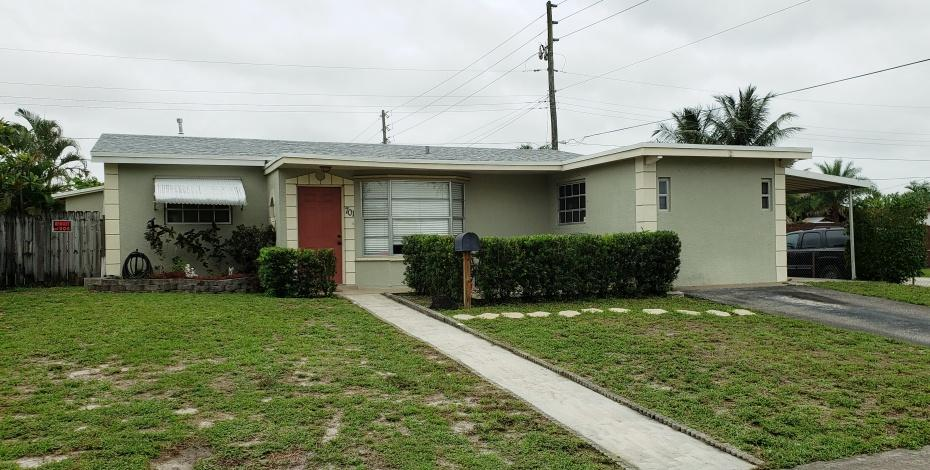 Home for sale in BOULEVARD HEIGHTS SEC 3 Hollywood Florida