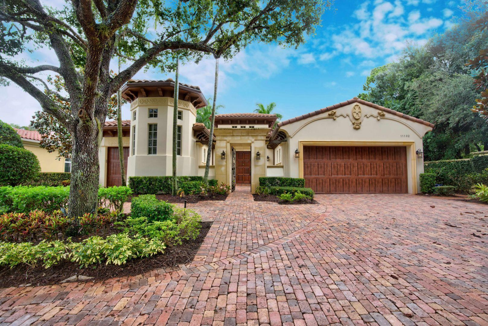11102 Green Bayberry Drive, Palm Beach Gardens, Florida 33418, 3 Bedrooms Bedrooms, ,3.2 BathroomsBathrooms,A,Single family,Green Bayberry,RX-10628096