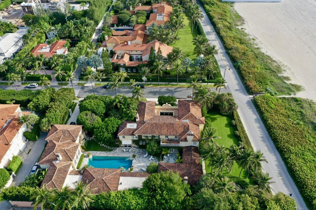 172 Ocean Boulevard, Palm Beach, Florida 33480, 16 Bedrooms Bedrooms, ,17 BathroomsBathrooms,Residential,for Sale,Ocean,RX-10630179, , , ,for Sale