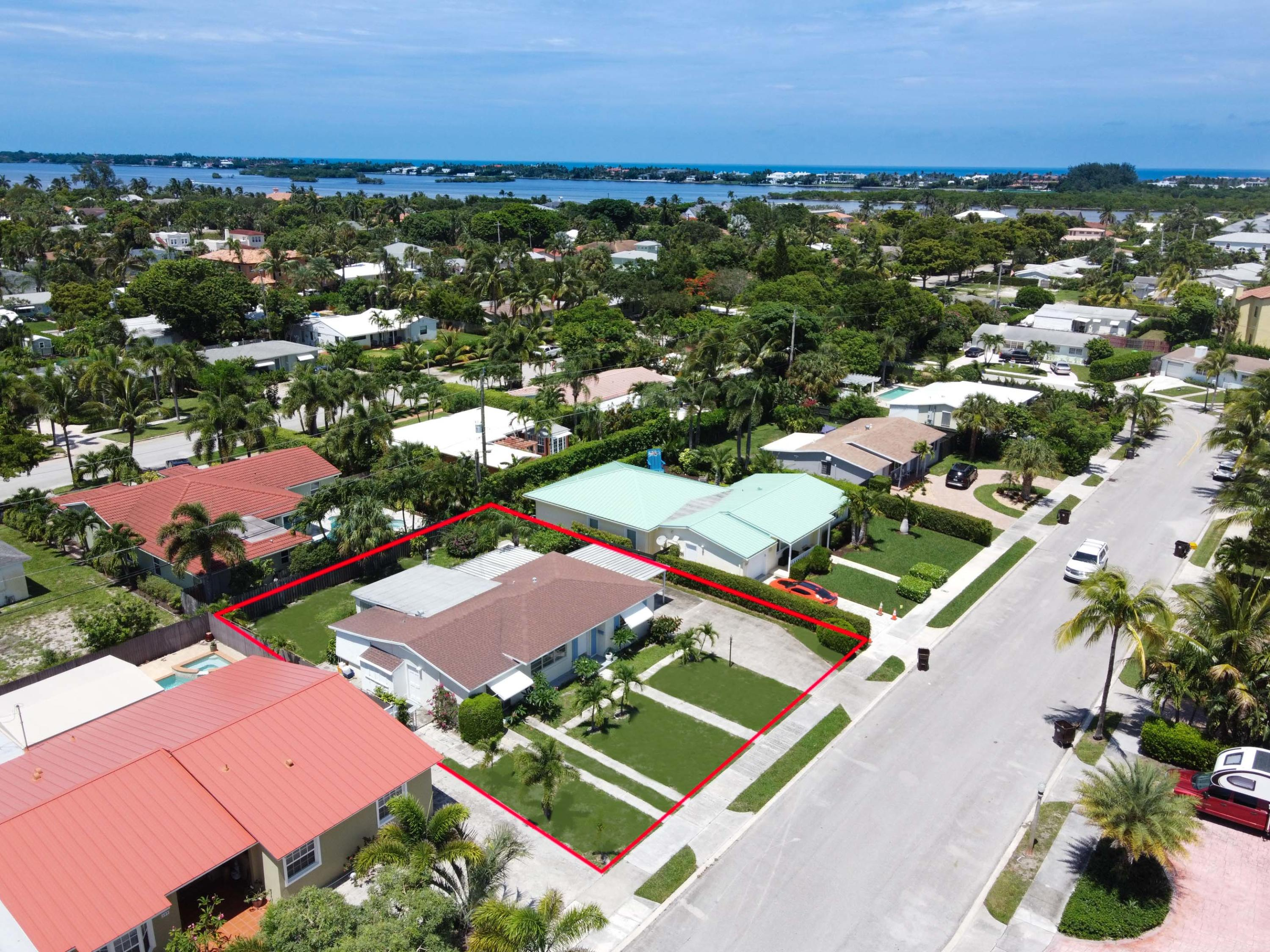 Home for sale in LEWIS SHORE ESTS 2 IN West Palm Beach Florida
