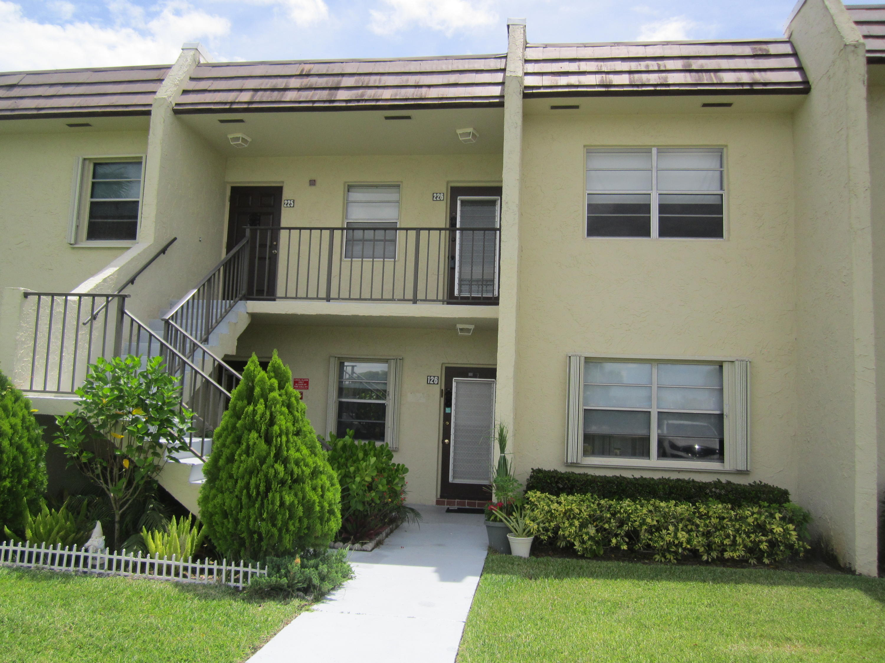 Home for sale in Golden Lakes Vlg Cond E West Palm Beach Florida