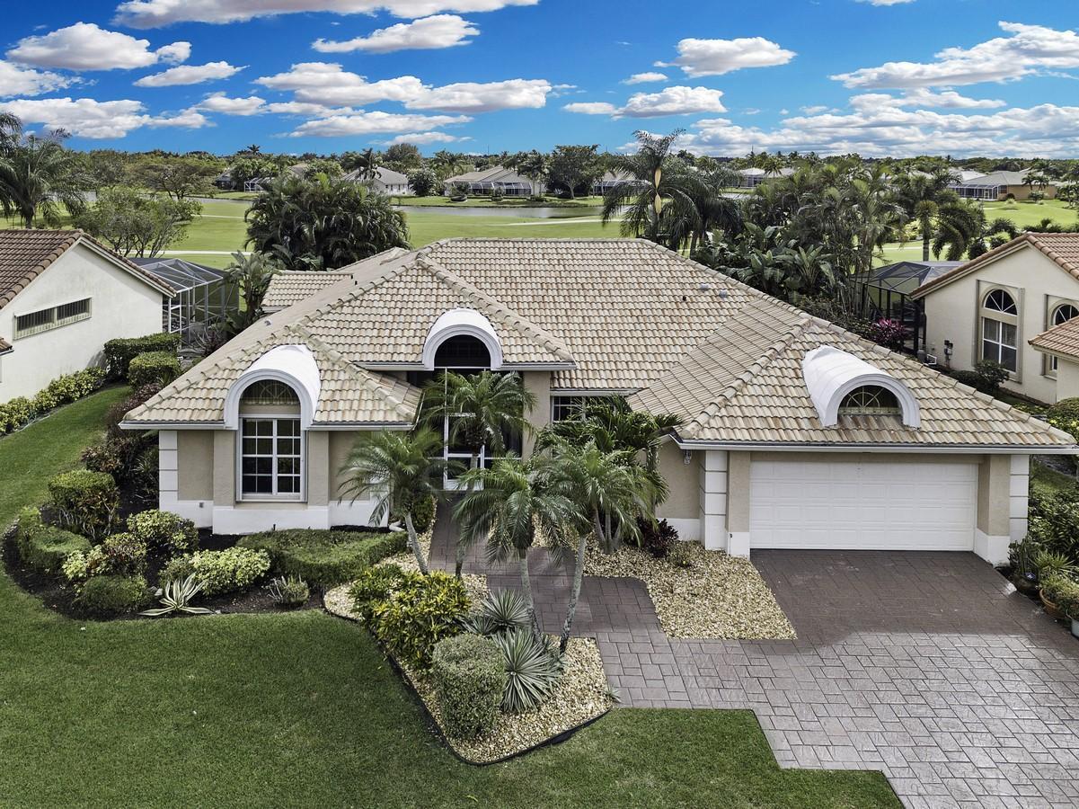 Home for sale in Aberdeen Dorchester Boynton Beach Florida