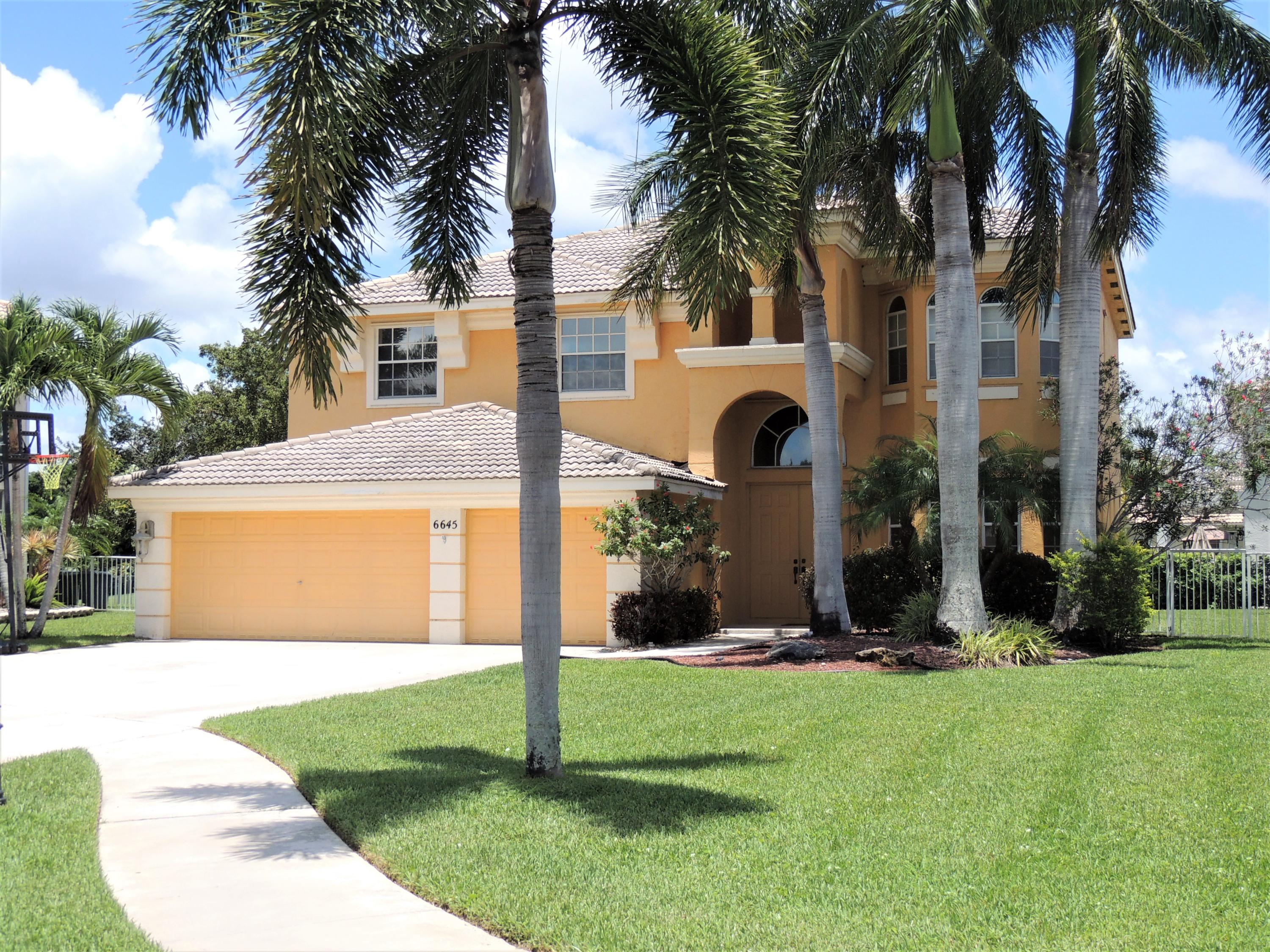 6645 Marbletree Lane, Lake Worth, Florida 33467, 5 Bedrooms Bedrooms, ,3 BathroomsBathrooms,Single family detached,For sale,Marbletree,RX-10631732