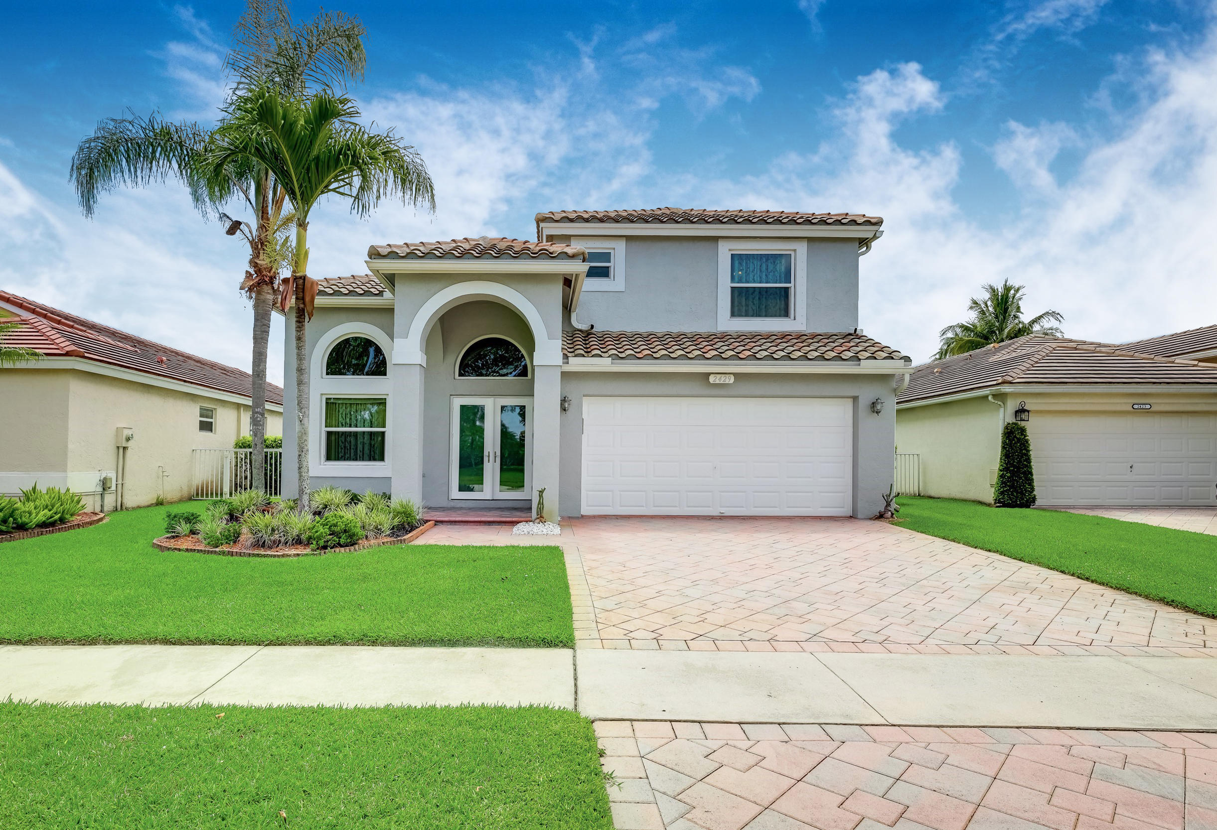 Property for sale at 2429 Country Golf Drive Unit:, Wellington,  Florida 33414