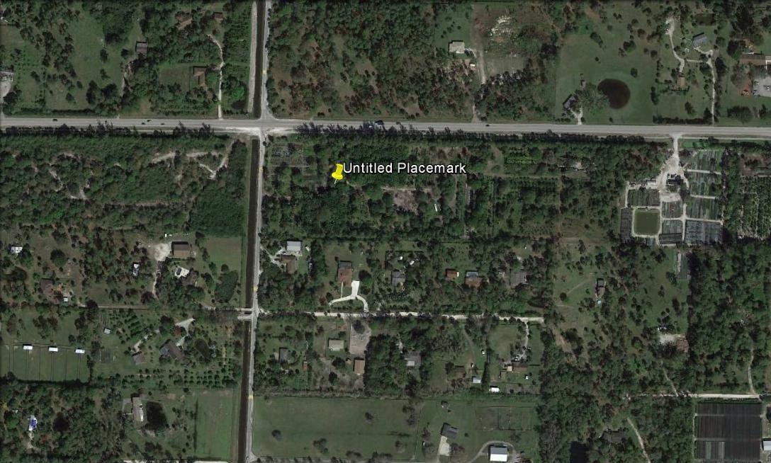 14920 Okeechobee Boulevard, Loxahatchee Groves, Florida 33470, ,Land and Docks,For Sale,Okeechobee,RX-10631008