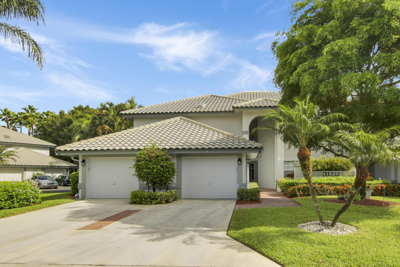 11626 Briarwood Circle 3  Boynton Beach FL 33437