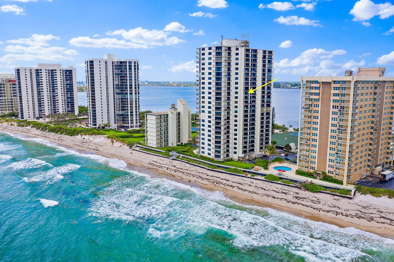 5420 N Ocean Drive 1401  Singer Island FL 33404