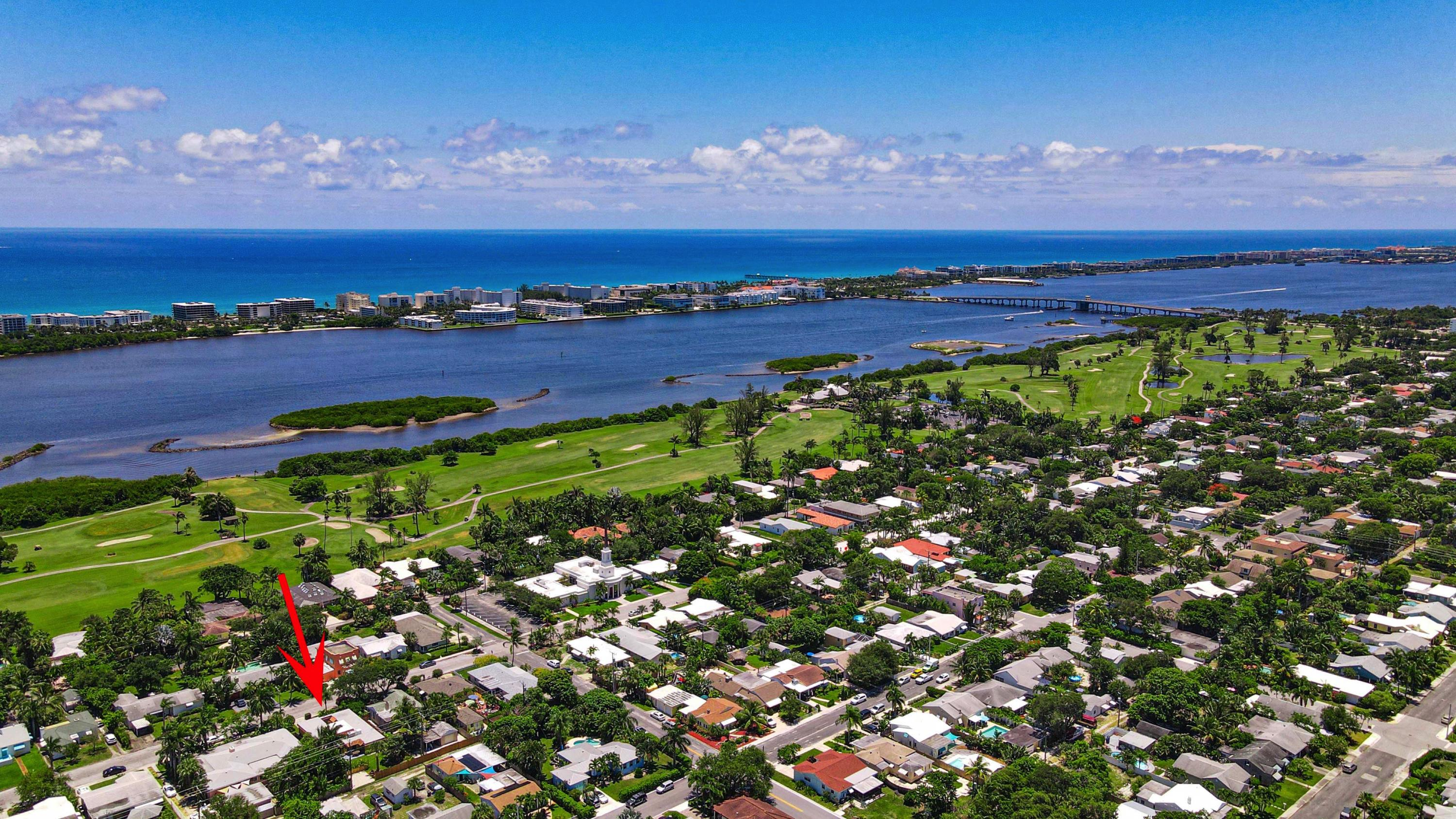 Home for sale in Parrot Cove Lake Worth Beach Florida