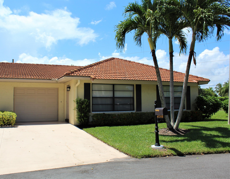 4535 Pandanus Tree Road B Boynton Beach, FL 33436