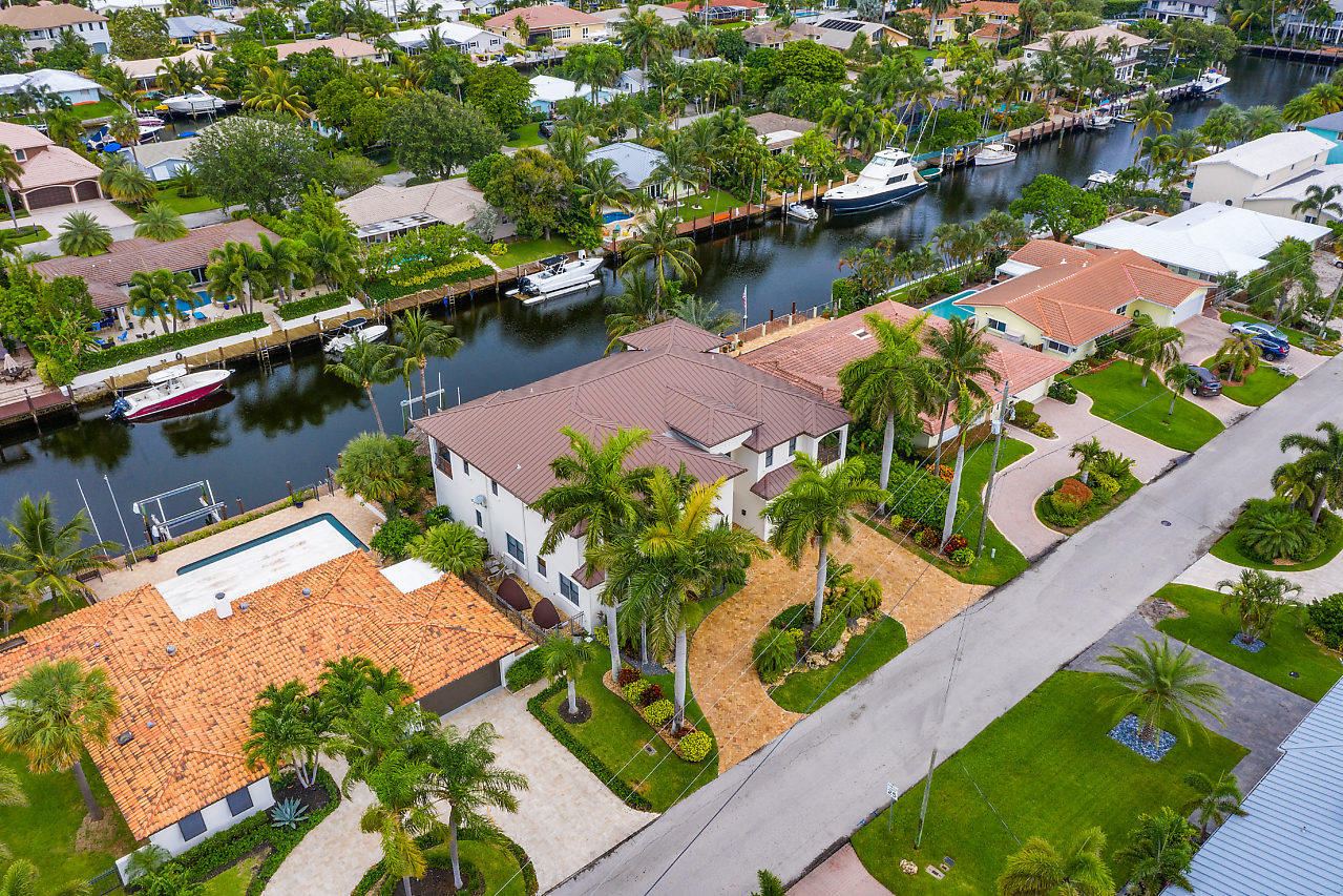 Home for sale in VENETIAN ISLES 2ND SEC Lighthouse Point Florida