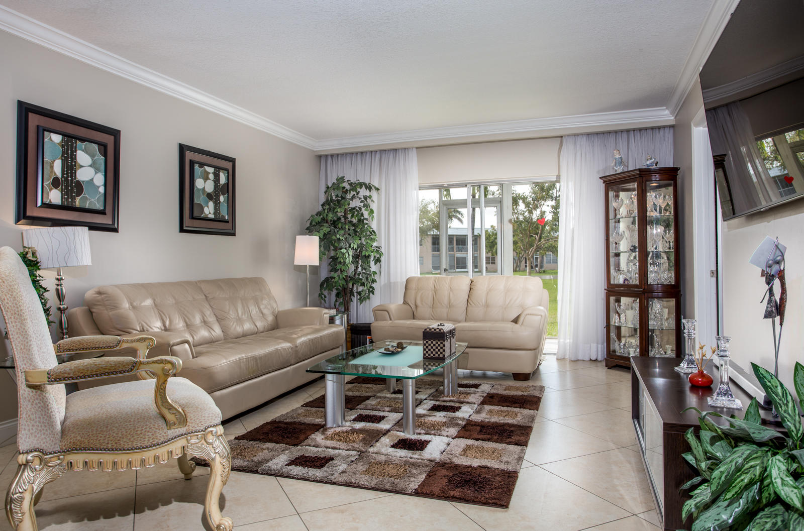 Home for sale in Sandalfoot South Boca Raton Florida