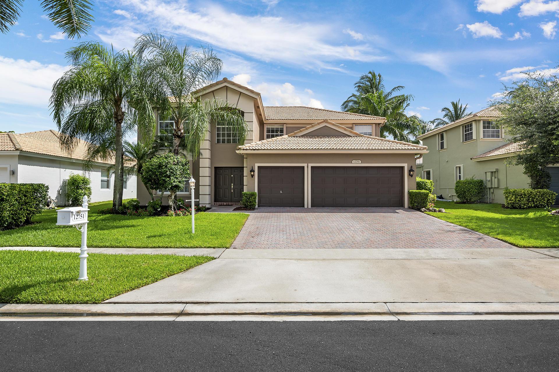 12751 Yardley Drive  Boca Raton, FL 33428