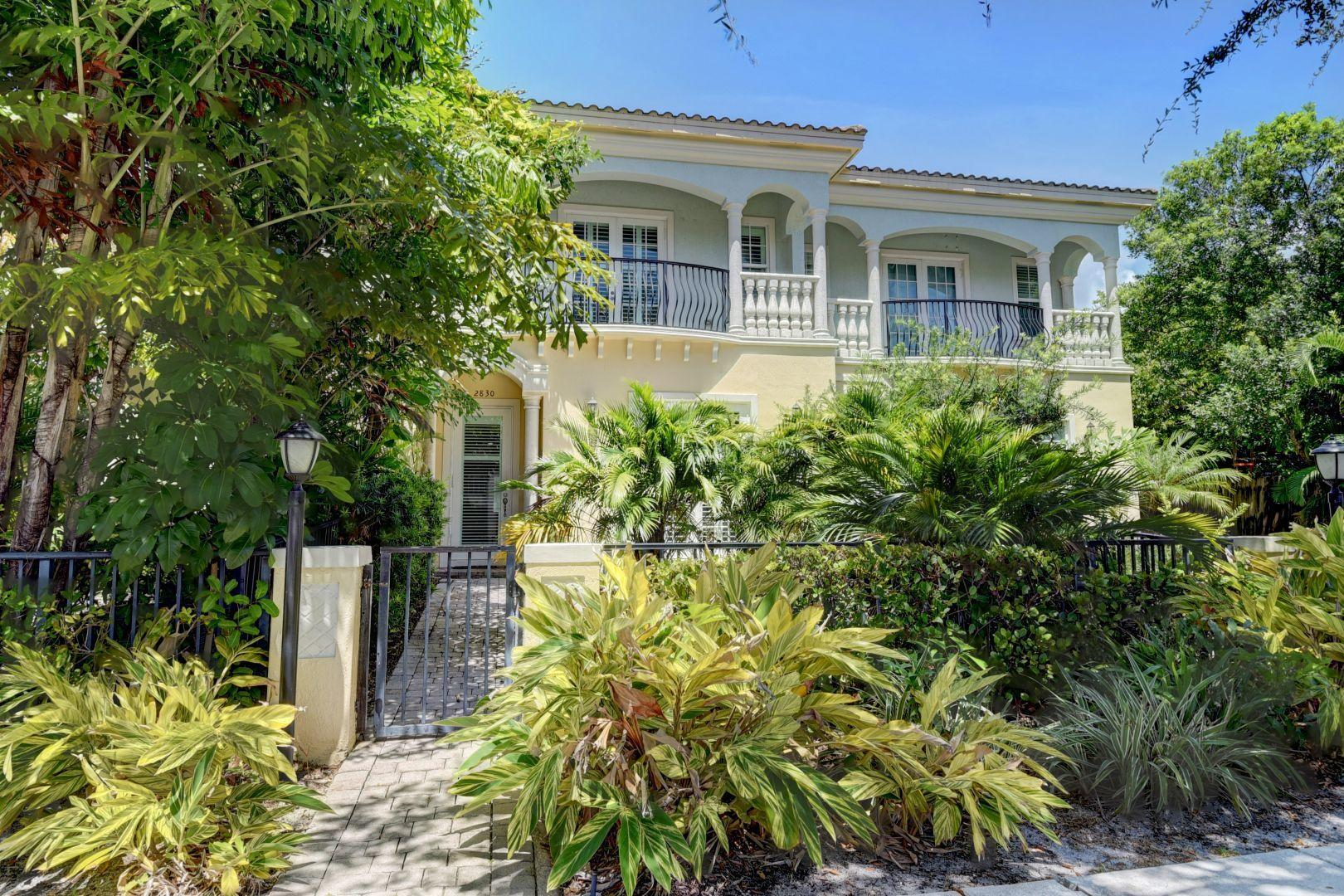 Home for sale in Tropic Isle Townhomes Delray Beach Florida