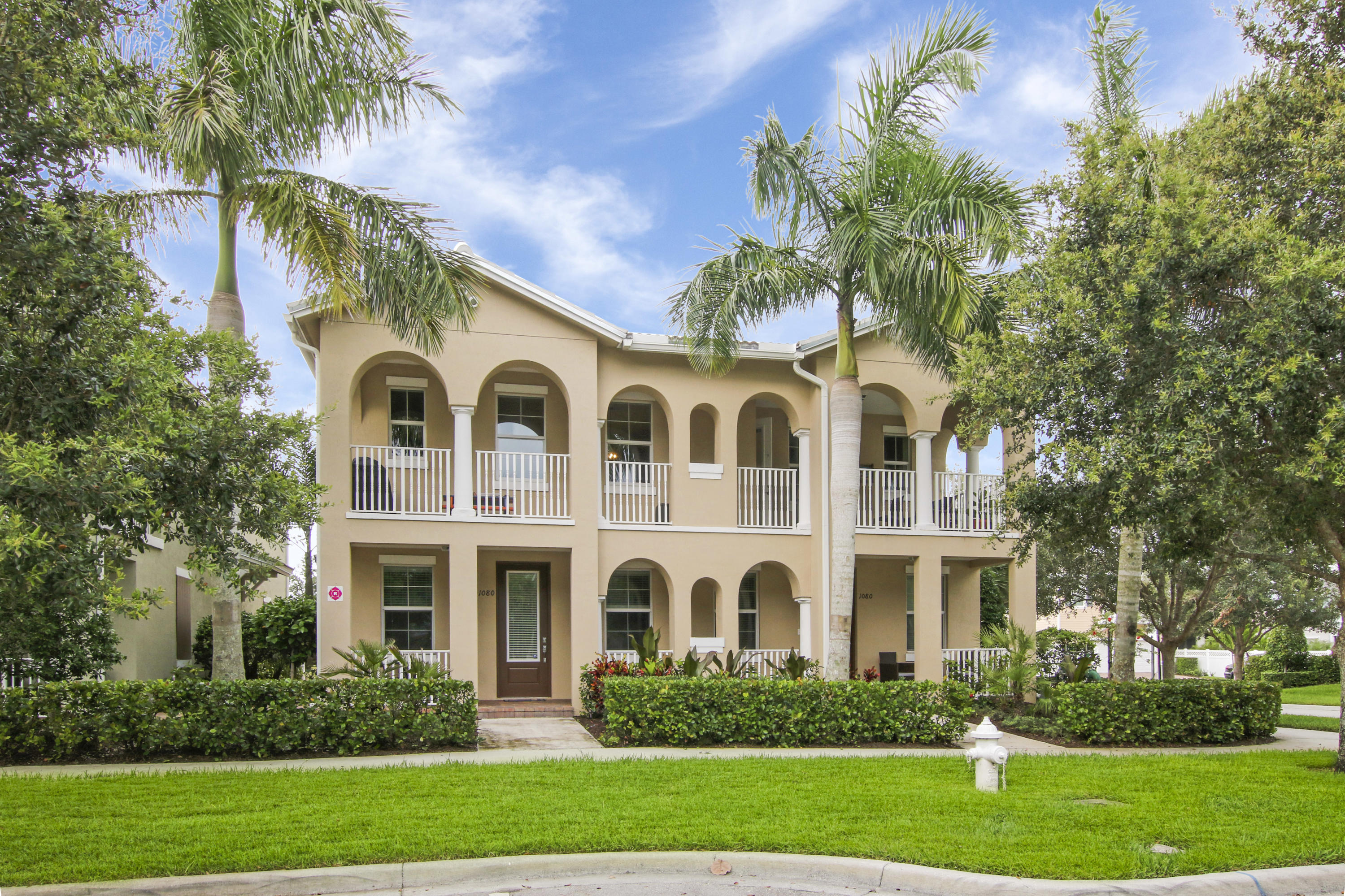 1080  Community Drive, Jupiter in Palm Beach County, FL 33458 Home for Sale