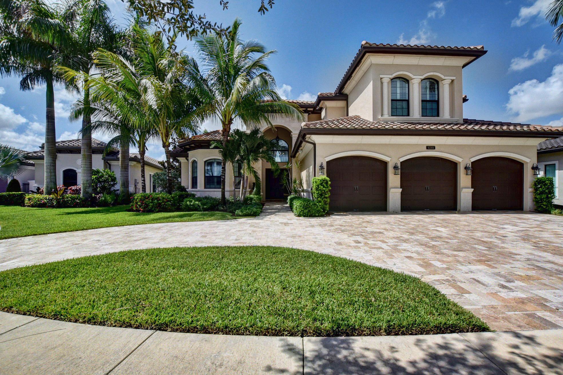 9289 Tropez Lane  Delray Beach, FL 33446
