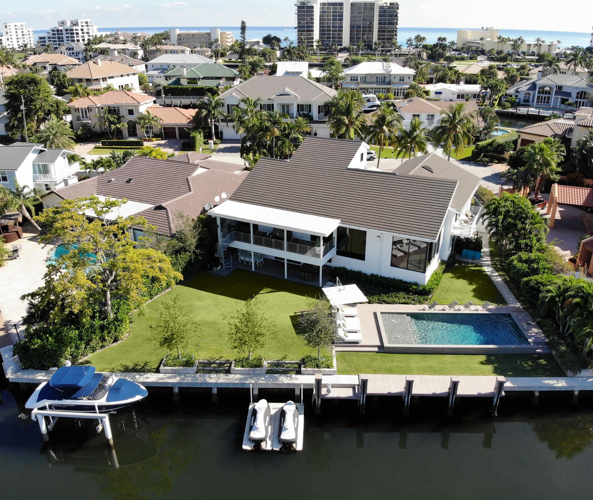 Home for sale in TROPIC ISLE 4TH SEC Delray Beach Florida
