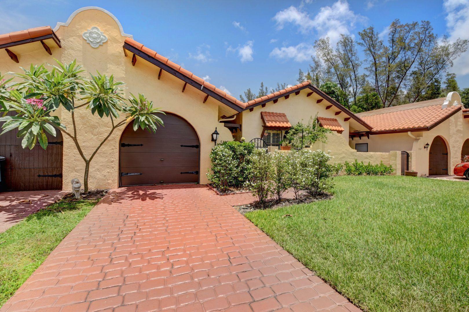 Home for sale in Casa Del Rey Delray Beach Florida