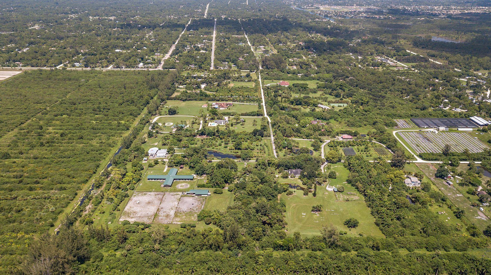 Home for sale in The Stables  At Little Turtle Creek Loxahatchee Groves Florida