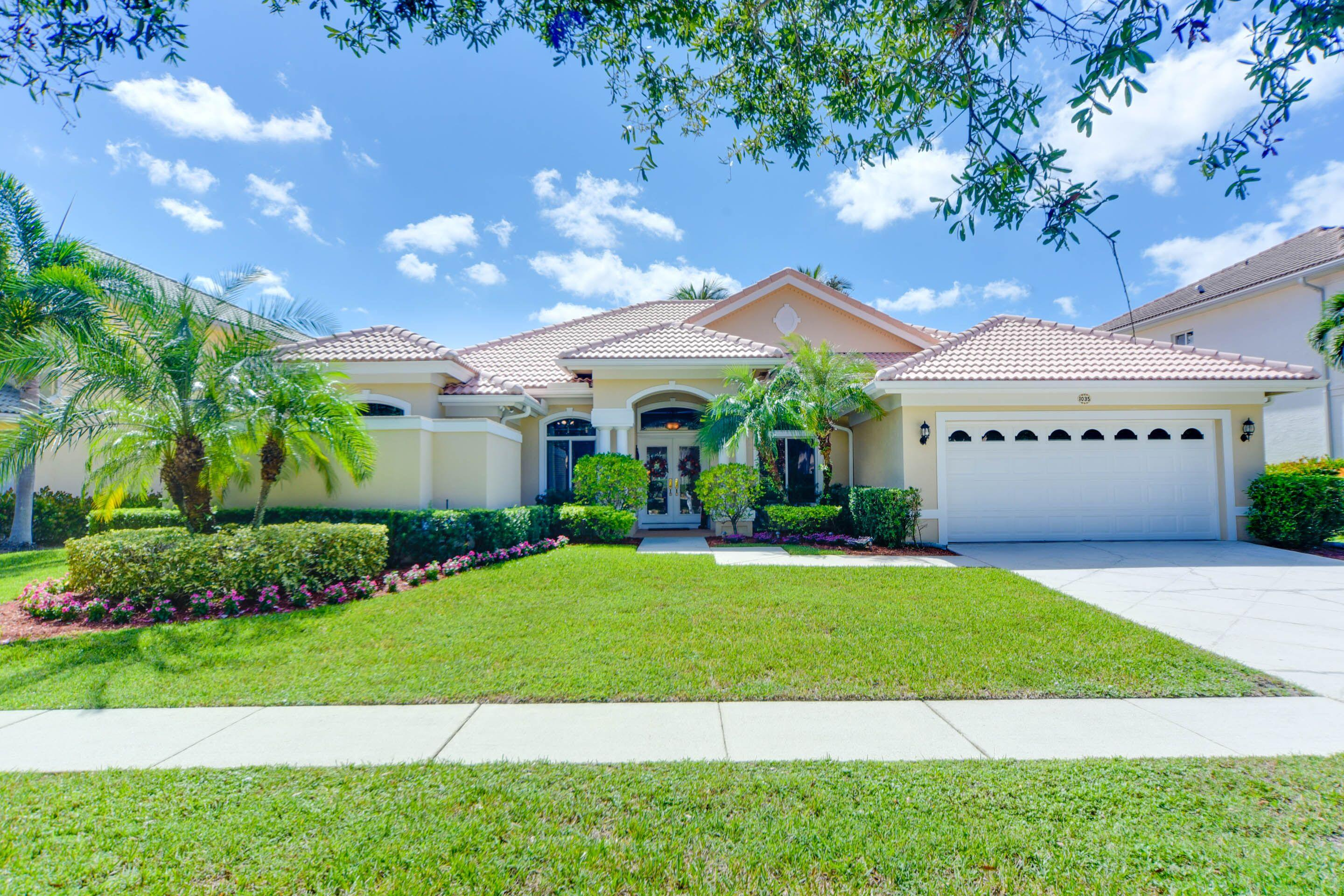 Photo of 1035 Egret Circle N, Jupiter, FL 33458