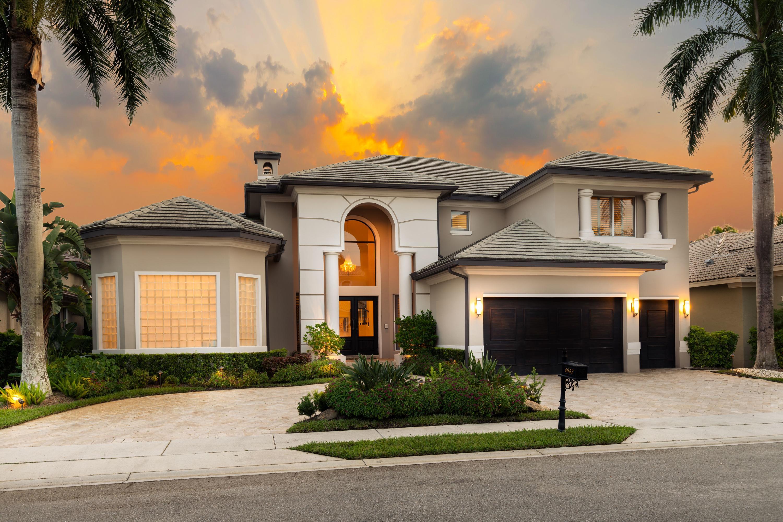 Home for sale in The Preserve Boca Raton Florida