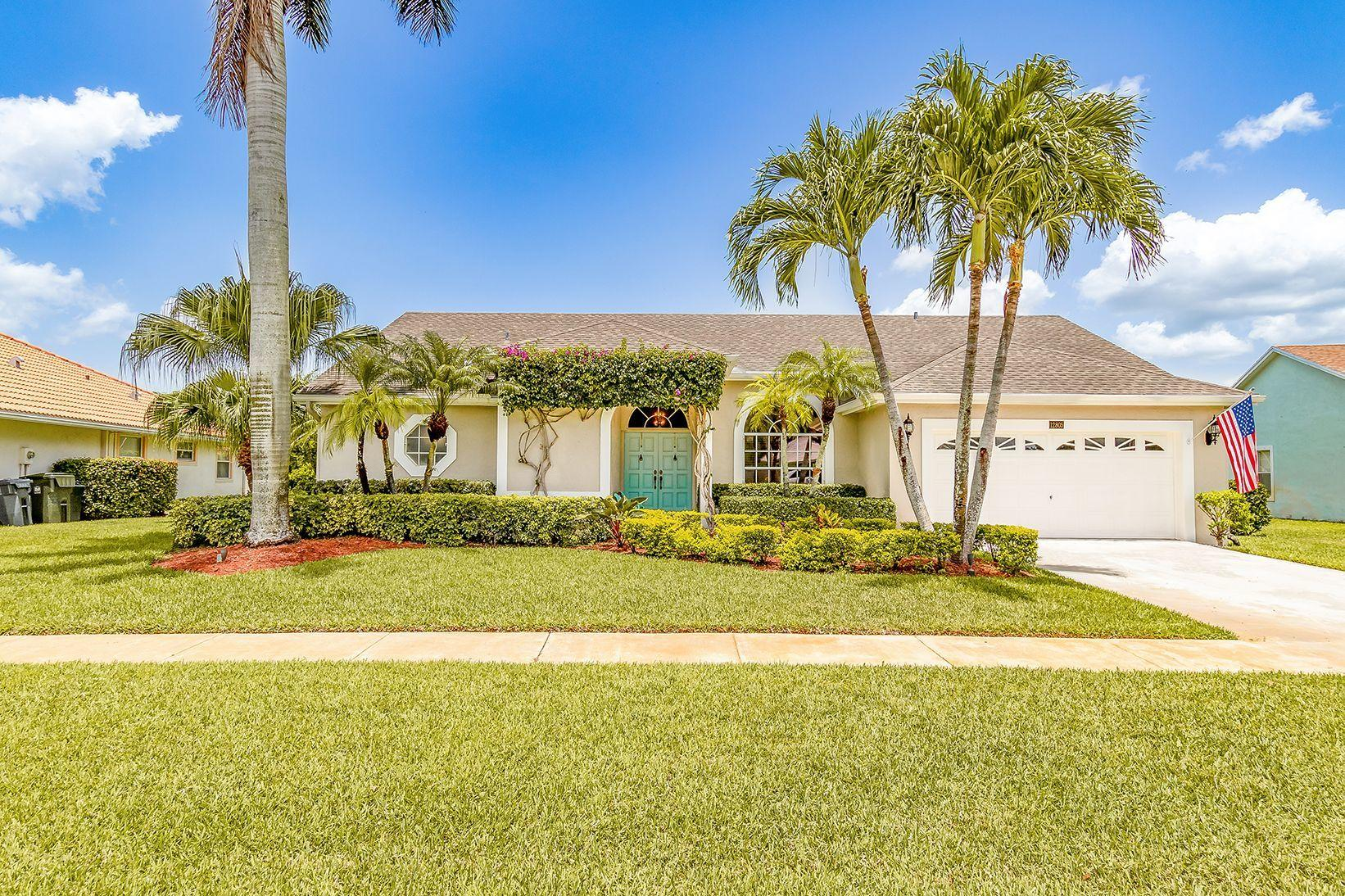 Home for sale in Margate Wellington Florida
