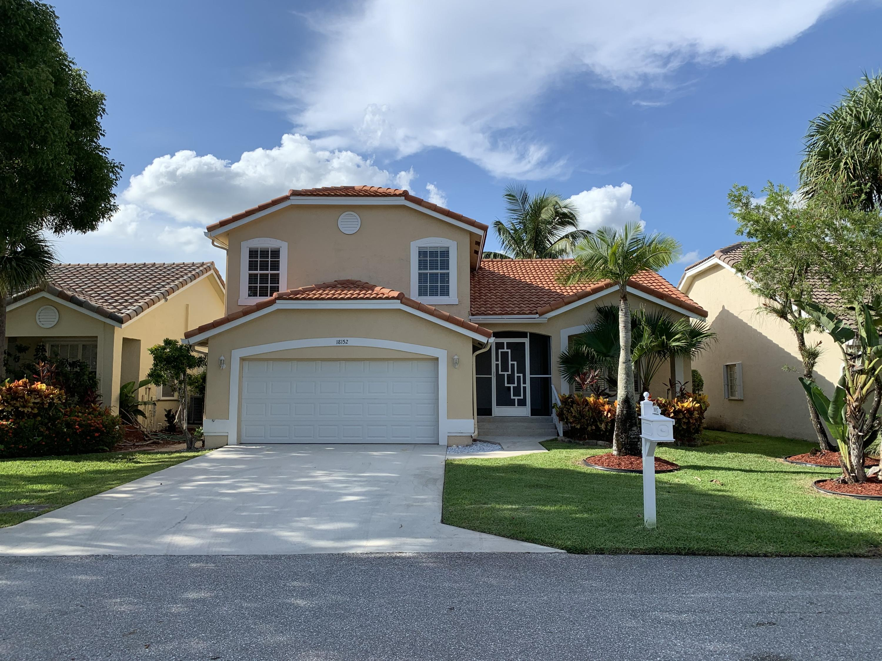 Home for sale in BOCA CHASE 9A Boca Raton Florida
