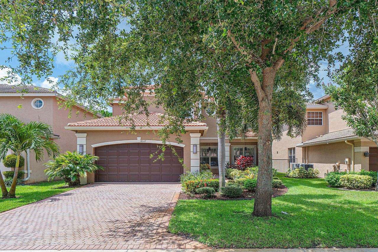 8517 Breezy Hill Drive  Boynton Beach, FL 33473