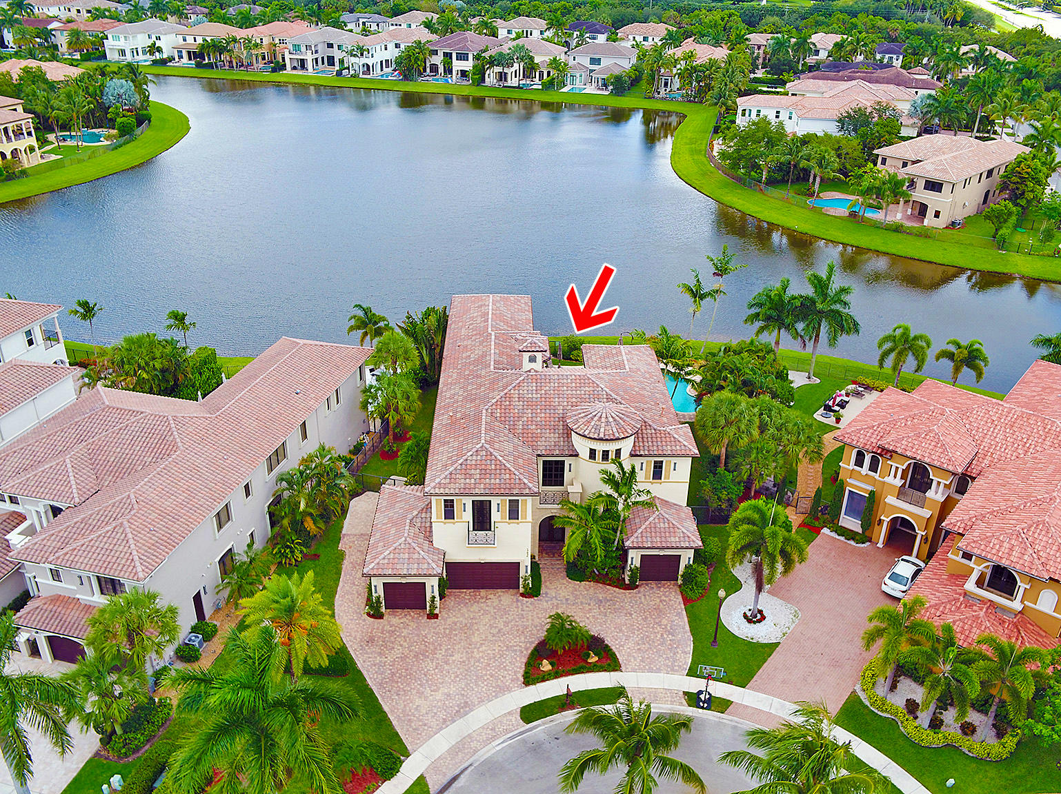 17934 Monte Vista Drive, Boca Raton, Florida 33496, 6 Bedrooms Bedrooms, ,6.2 BathroomsBathrooms,Single family detached,For sale,Monte Vista,RX-10587513