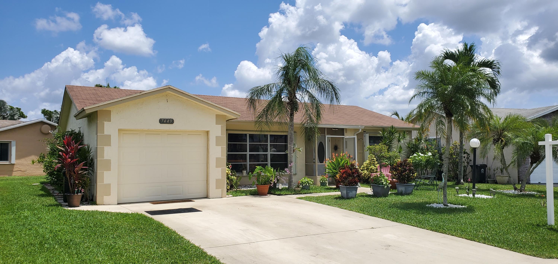 7449 Pine Park Drive Lake Worth, FL 33467