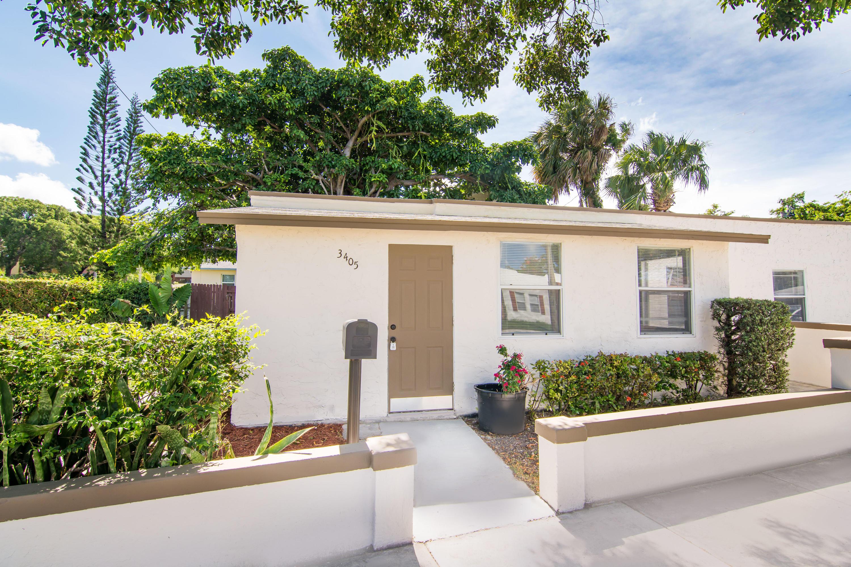 3405 Greenwood Avenue  West Palm Beach, FL 33407