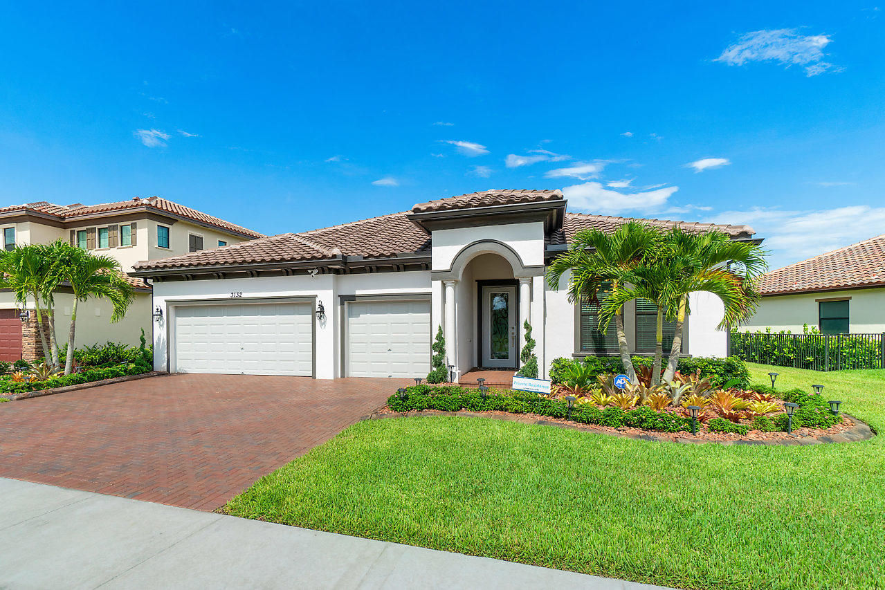 Home for sale in Bellasera Royal Palm Beach Florida