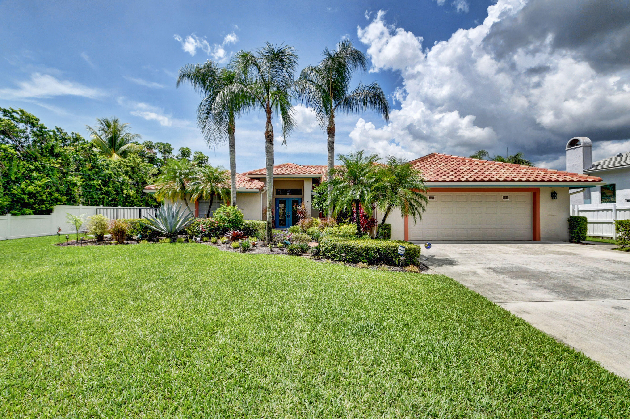 Home for sale in LAKE IDA SHORES Delray Beach Florida