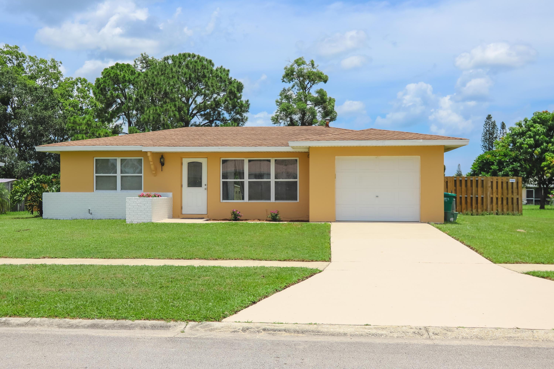 Home for sale in RIVER PARK UNIT 9 PA Port Saint Lucie Florida