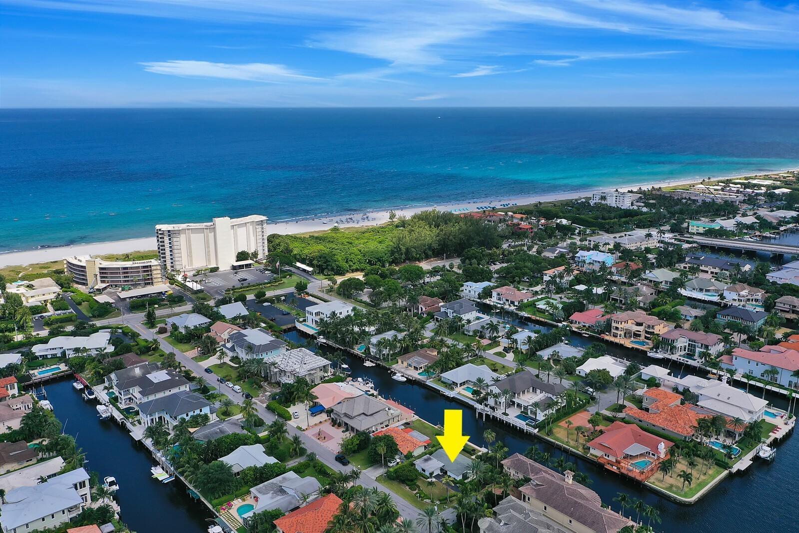 Home for sale in Delray Bch Shores Delray Beach Florida