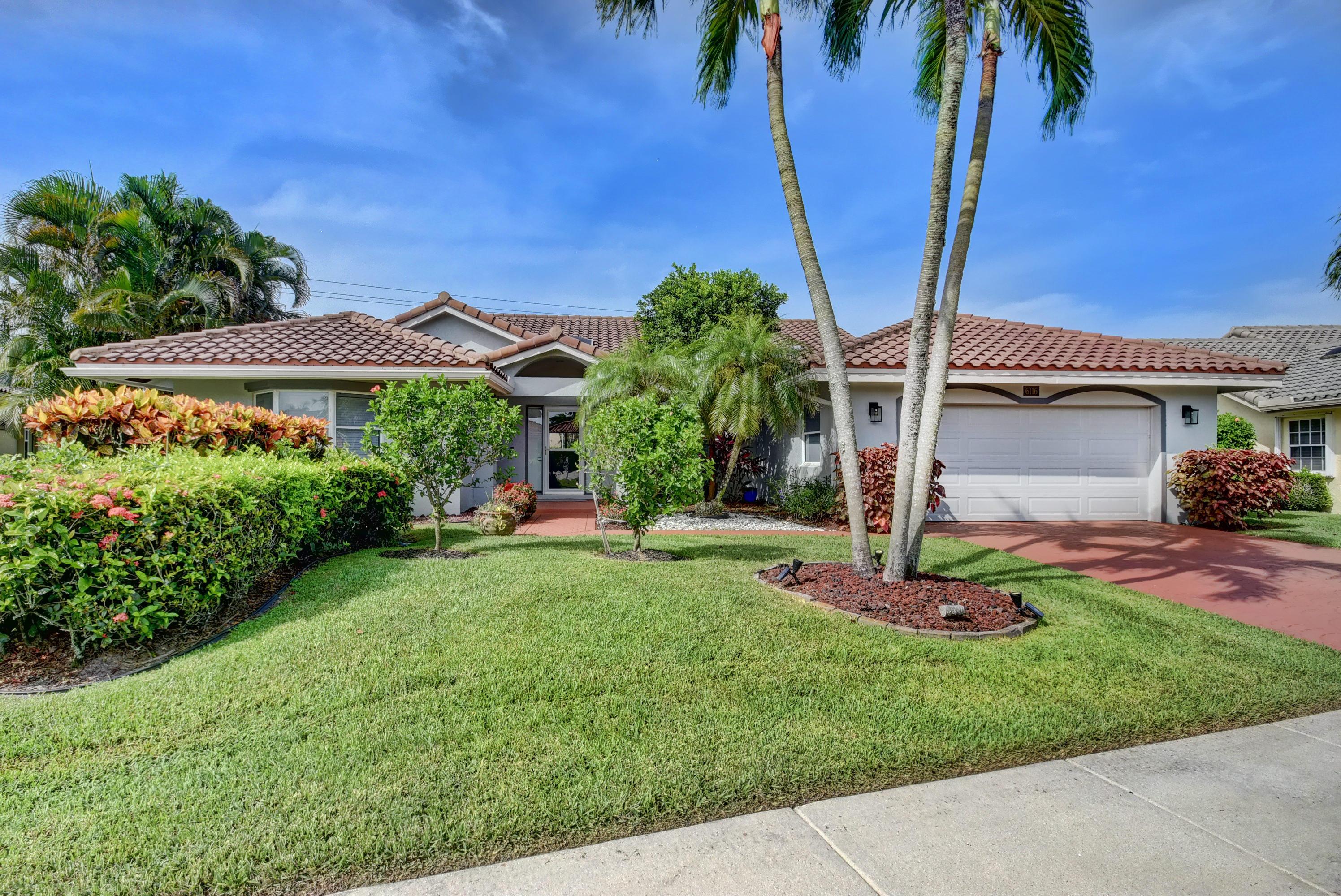 Home for sale in Pipers Glen Estates Boynton Beach Florida