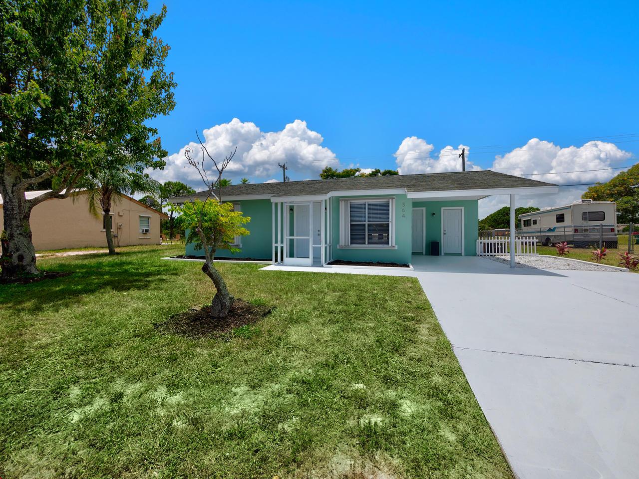 Home for sale in RIVER PARK UNIT 8 Port Saint Lucie Florida