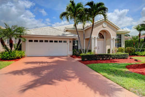 INCREDIBLE LAKEFRONT HOME IN BOCA ISLES NORTH. 4 BEDROOM, 2 BATH, POOL HOME IS IN A GATED COMMUNITY. BRAND NEW CARPET, FRESHLY PAINTED AND REMODELED SECOND BATHROOM/CABANA BATH. ROOF INSTALLED IN 2014 AND A/C 2015. DOUBLE DOOR ENTRY FOYER WITH A SEPARATE FORMAL LIVING AND DINING ROOM. OPEN KITCHEN LEADING TO A LARGE FAMILY ROOM OVERLOOKING THE LAKE AND POOL. SPLIT BEDROOM PLAN. THE PRIMARY BEDROOM FEATURES ACCESS TO THE POOL, TWO WALK IN CLOSETS, A LARGE SOAKING TUB, DUAL SINKS AND SEPARATE WATER CLOSET. BEAUTIFULLY LANDSCAPED WITH LAKEFRONT VIEWS.
