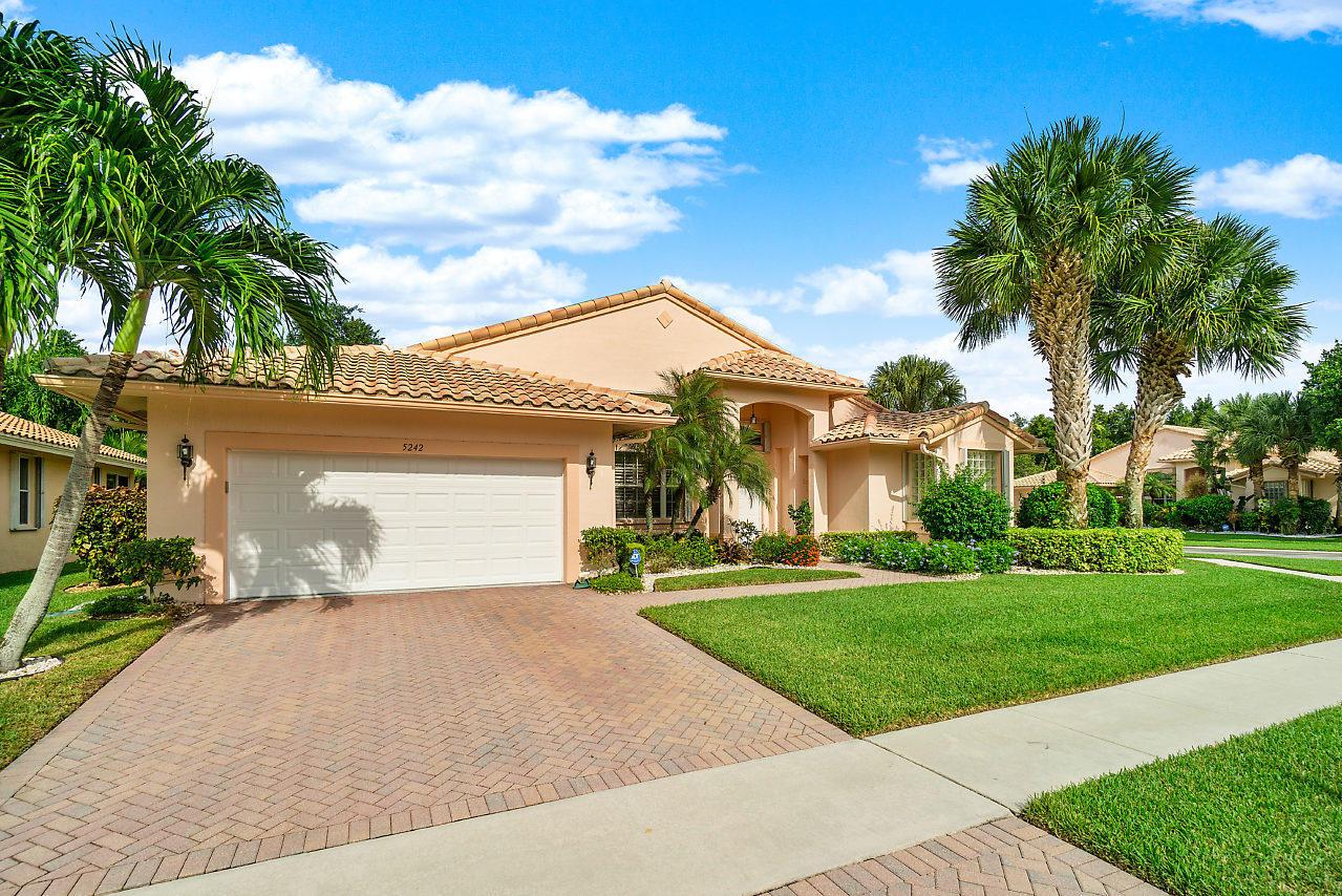 5242 Landon Circle Boynton Beach, FL 33437